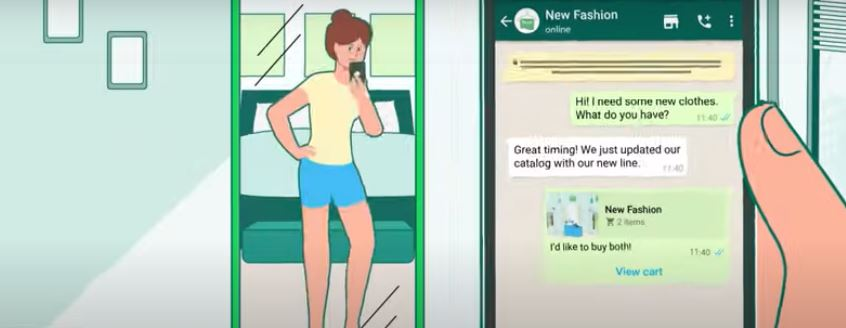 WhatsApp's new carts feature is aimed at simplifying in-app shopping